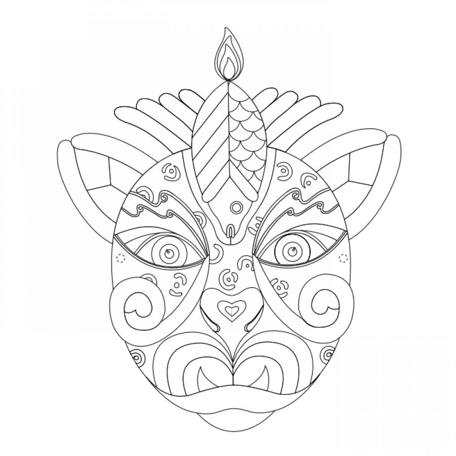 Bolay - Máscara